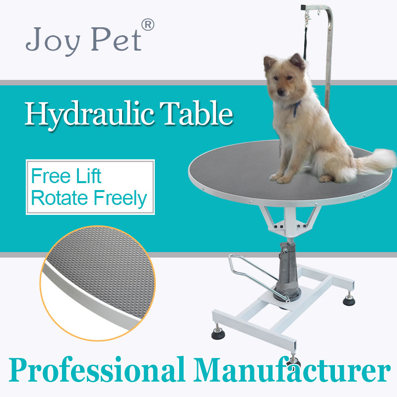 STL-610 hydraulic lifting pet grooming table dog beauty table