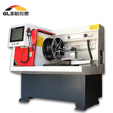 cheap 5 axis diamond cutting machine for alloy wheels repair cnc