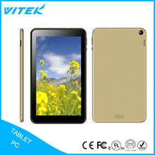 Factory direct best android quad core 7 inch slim tablet