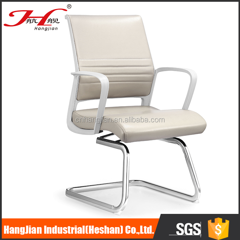 Hot sale new style white mesh metal frame office Conference Chair