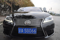 China VLAND factory price for 2007-2013 LEXUS ES250 ES350 LED headlamp xenon HID Hottest