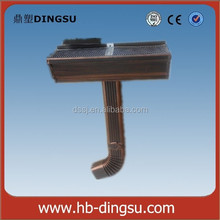 Metal Aluminum Gutter Systems----Rain Carrying System