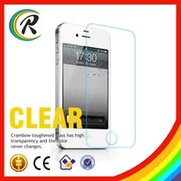 Mobile phone accessory for iphone 4s protector film for iphone 4