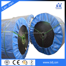 China supplier high quality st steel cord conveyor belts