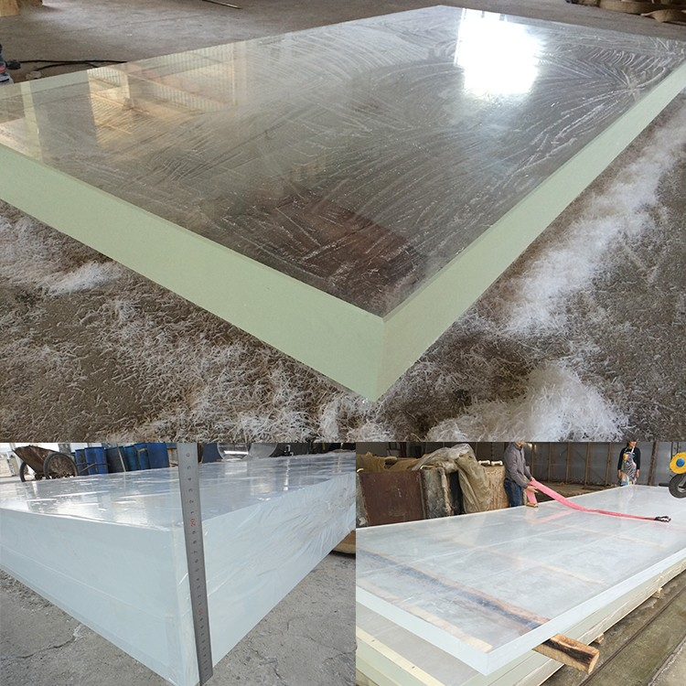 Good Quality Swimming Pool Acrylic Glass Panels