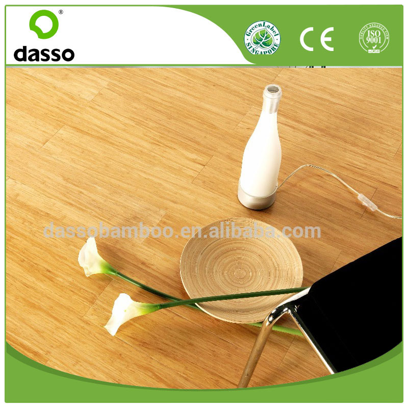 China factory dasso best selling products strand woven bamboo flooring better than PVC flooring