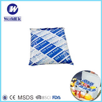 Reusable Best Sale Ice Pack For Transportation