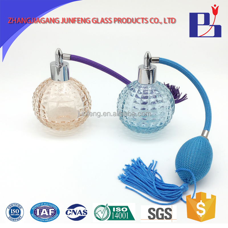 Junfeng 110ml elegant Pretty bottle car perfume