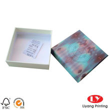 High Quality full color printed Scarf paper Packaging gift Box