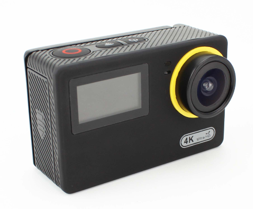 Factory NTK96660 4K 25fps WiFi sports Action Camera Ultra waterproof 720p hd sports action video camera