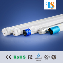 Hong Kong lighting fair led products t8 LED tube light 8ft 6ft 5ft 4ft 3ft 3ft 120lm/w ac100-240v electronic ballast compatible