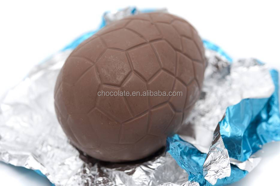 Hollow egg shape chocolate