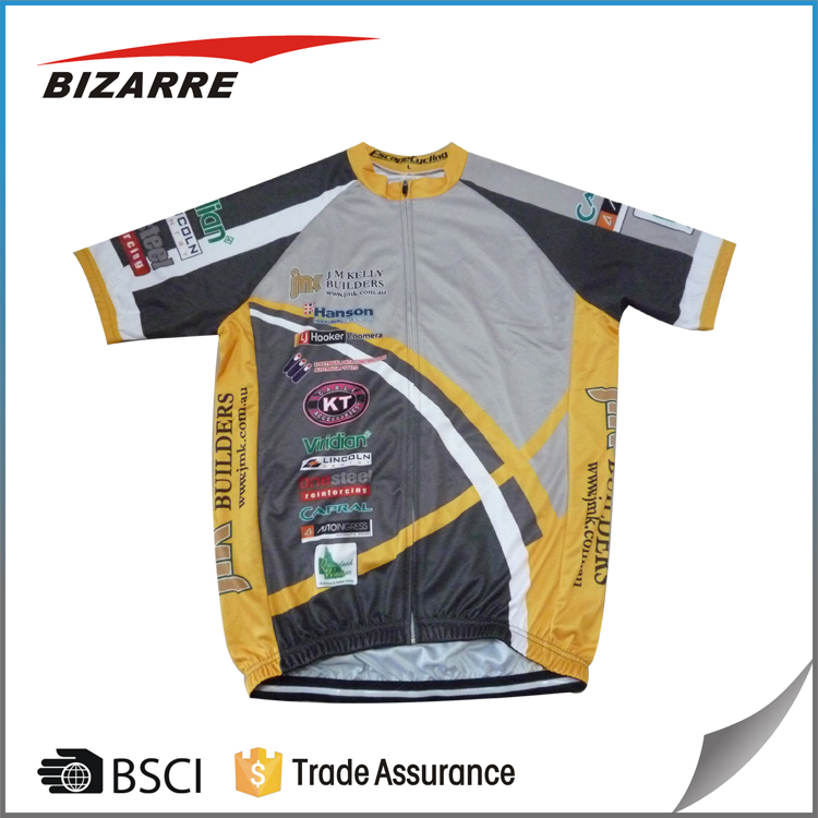Fully customisable sublimation <strong>cycle</strong> tops / cycling kits
