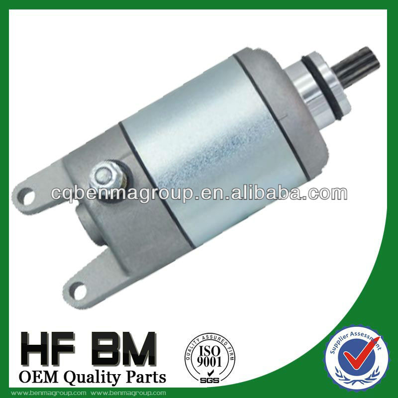 Motorcycle JAGUH-175/BOSS starter motor High Quality and best price !
