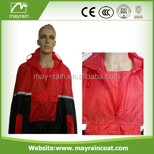 Customer Guarantee regen military poncho