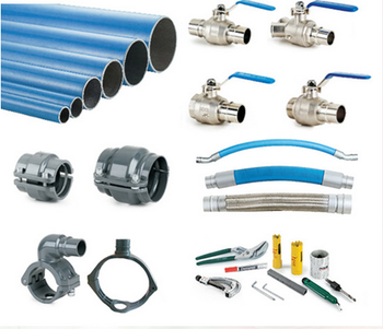 Aluminum pipe size and pipe list