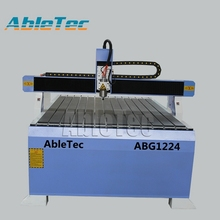 Jinan Abletec carving cnc machinery 3axis carving cnc router 3d photo carving cnc router