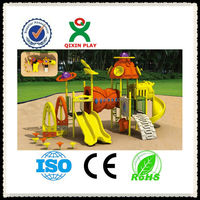 Bargain outdoor preschool playground equipment/children s play equipment/backyard playgrounds for kids/ QX-11031B