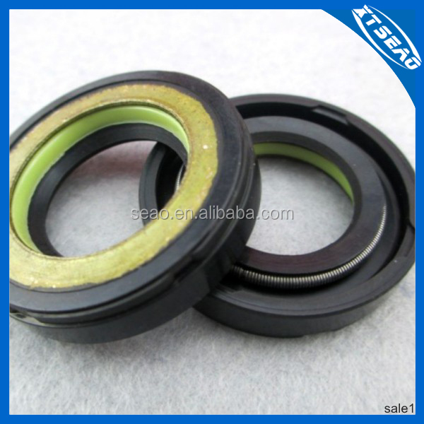 Rubber Radial Shaft Oil Seals In Type Tc