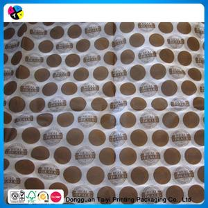 2014 Cheap printing colored baking parchment paper