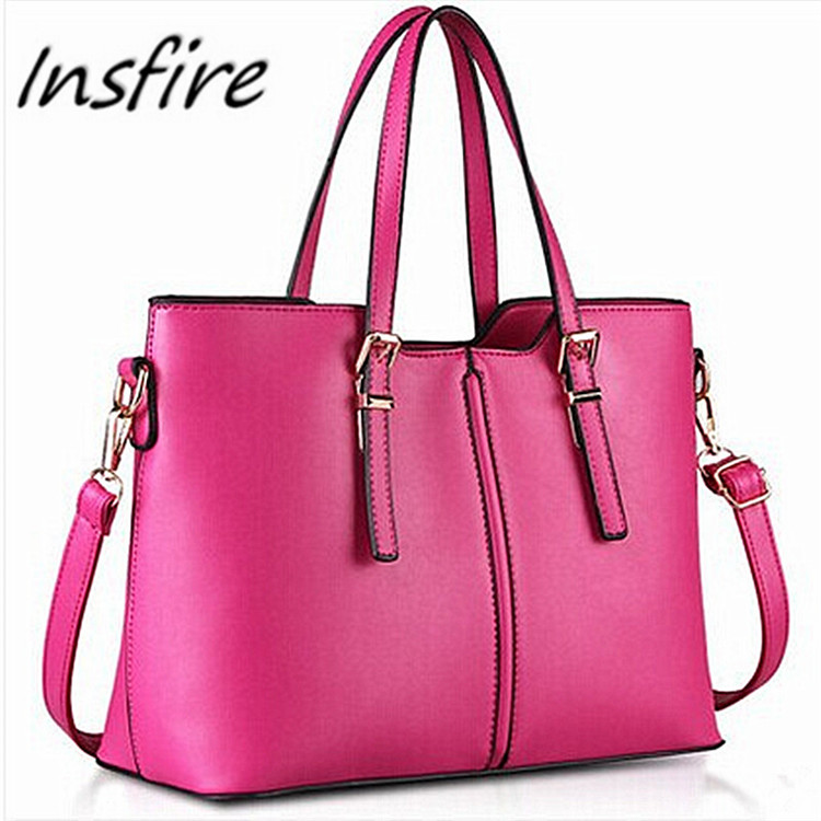 Guangzhou factory ladies leather bag manufacturers ladies purses and handbags brand name