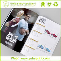Chinese Company High Quality Durable Unique Design Saddle Stitching Printing Perfume Catalog