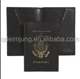 fashion rivet pupassport holder