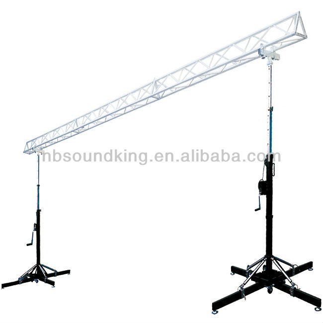mobile stage truss/stand DPB001