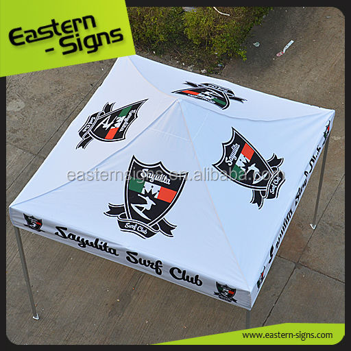outdoor sports events promotional tent