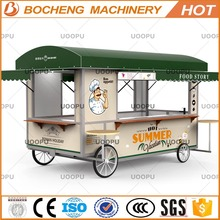 High quality mobile food trailer/food cart for sale