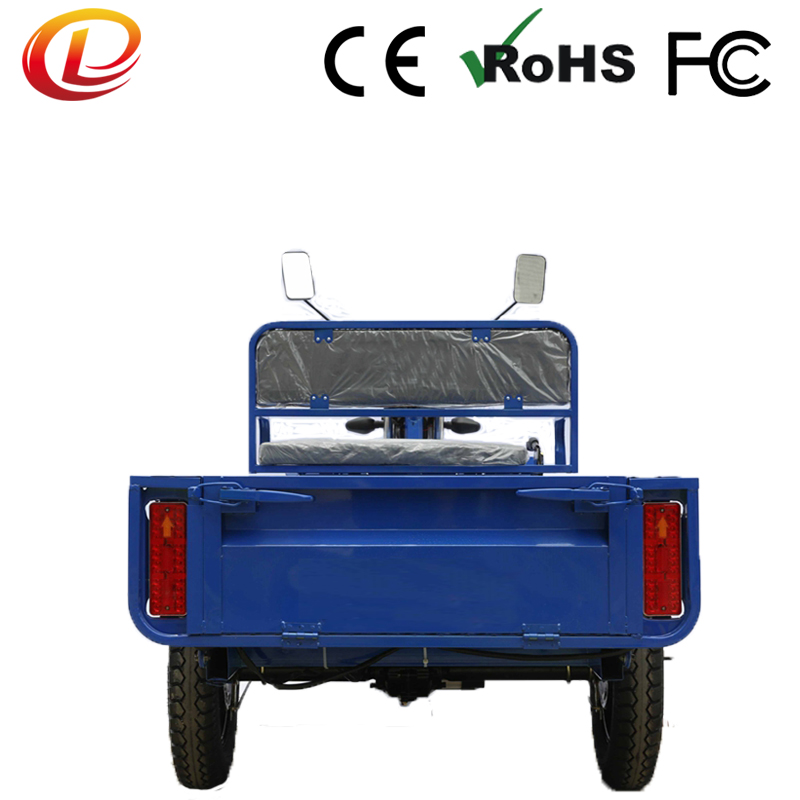 Rear Axle Differential motor Hydraulic shock absorber durable and cheap three wheel cargo motorcle