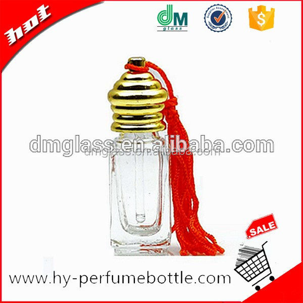 4ml /1dram wholesale delicate glass bottles for liquid/essential oil/perfume/attar/personal care