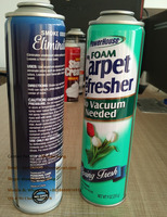 Air freshener packing use Aerosol Cans
