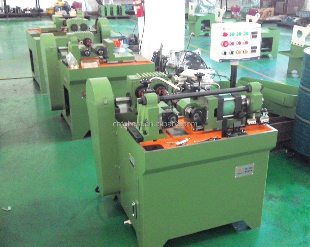 Tobest Screw Making Machine Manufacturer Bolts Thread Rolling Machine for M6-25 TB-20S