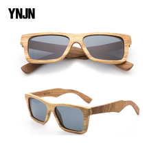 High quality retro vintage custom logo CE FDA wholesale wood bamboo uv400 design your own sunglasses
