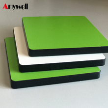 Amywell fire retardant high density compact laminate hpl phenolic board