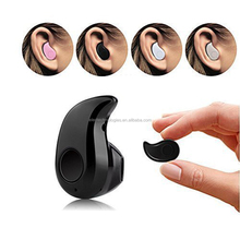 Super Mini Stereo Invisible Bluetooth Earphone S530 In-Ear Wireless V4.0 Stealth Handfree Headset 5 Color For All Smart Phone