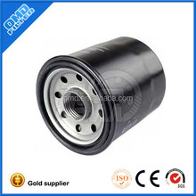 Engine spare parts plastic fuel filter for bus and trucks