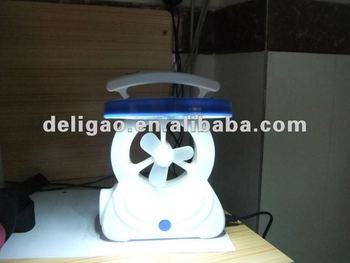 Led multifunction fan light emergency light