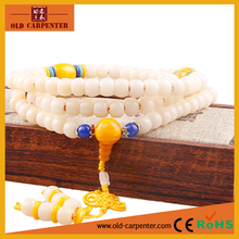 Bodhi Fruit 8*10cm*108pcs barrel shape beads lucky customer charm bracelet