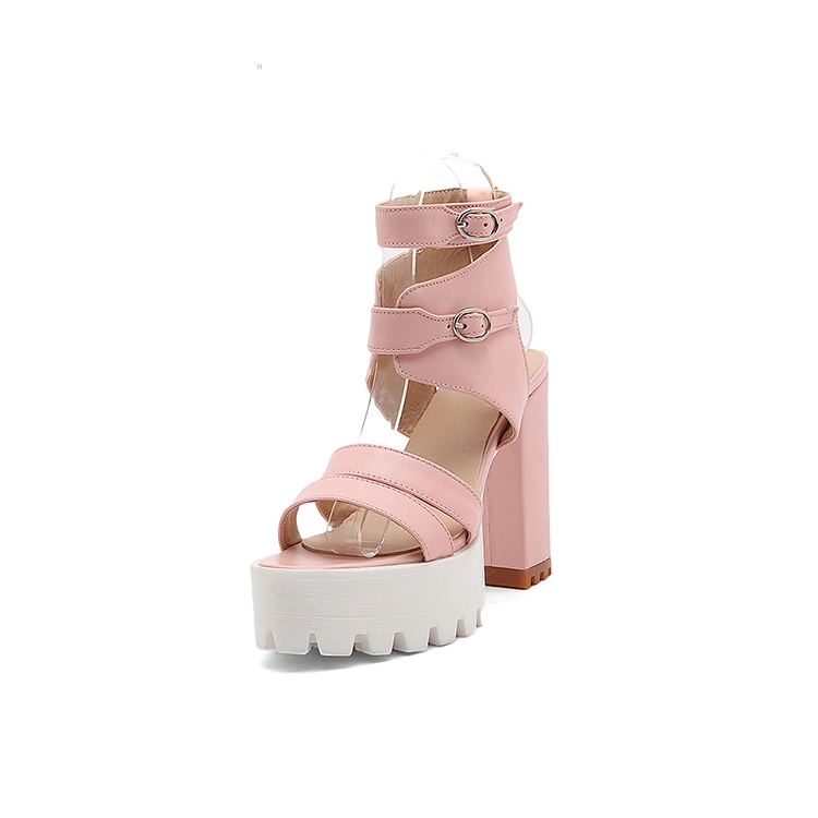 fashion size 12 open toe women gladiator high heel sandals 2017
