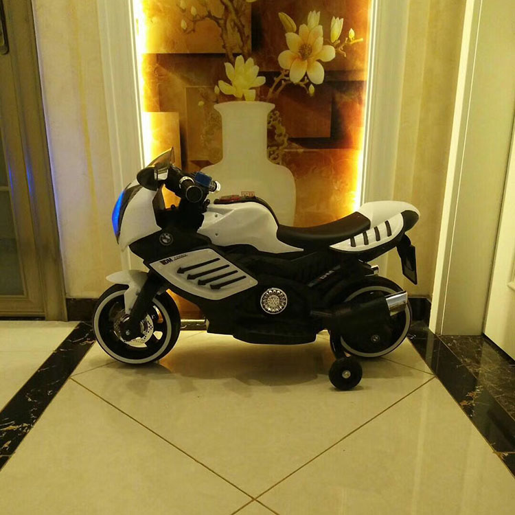 2017New children mini electric motor motorcycle/Ride On Toy Style and baby Car 6v battery powered/Rechargeable kids