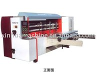 NC-Auto Rotary Corrugated Carton Board Die Cutting Machine (Lead Edge Feeding)