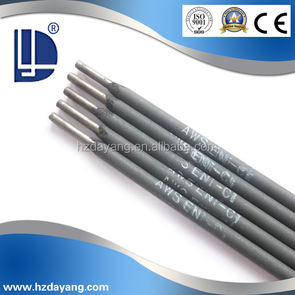 AWS ENIC1 free sample cast iron prices per kg welding rod