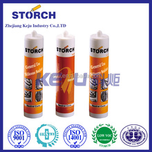 Weather-proof silicone sealant density china adhesive glue in construction