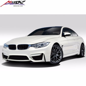 Madly 4 serie F32 body kit M4 Stijl voor BMW F32