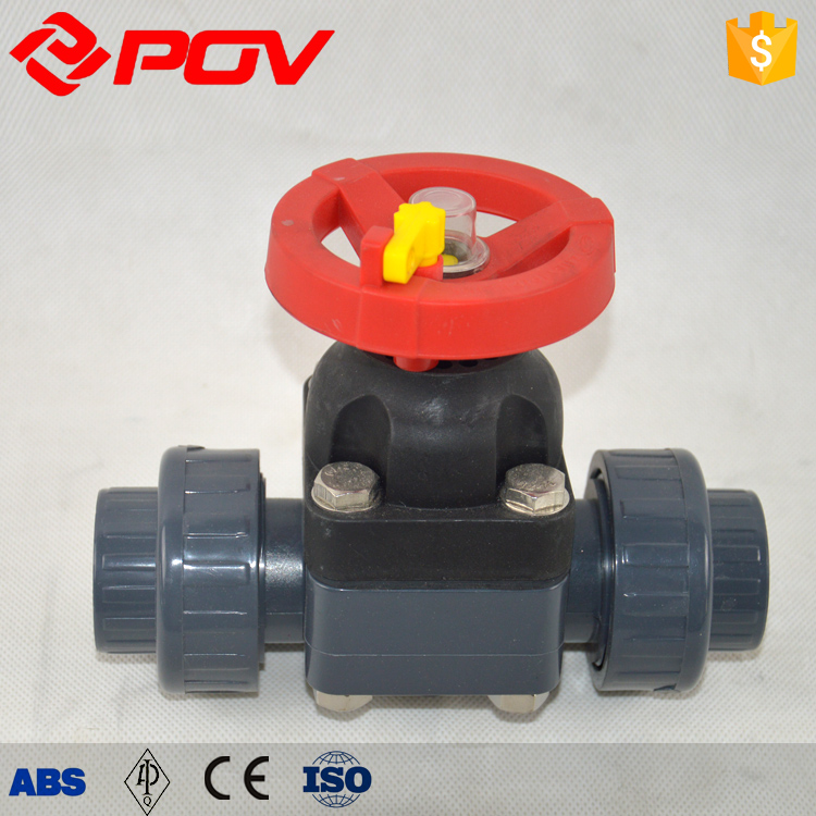 Water tank Water gate Manual Unions diaphragm valve
