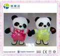 New Design Electronic Dancing Plush Panda stuffed toy