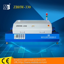Manufacturer new high quality low cost smt reflow oven relative preheat machine