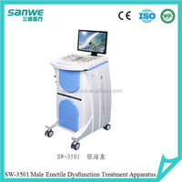 short penis treatment machine,Electric Accupuncture treatment machine for erectile dysfunction,Vacuum Pump Devices for Treating